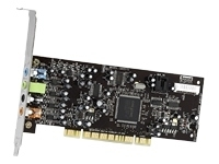 Sound Blaster Audigy SE PCI Sound Card