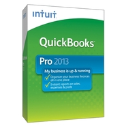 Intuit QuickBooks Pro 2013 - Complete Package - 1