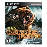 ACTIVISION Cabela's Dangerous Hunts Now Available