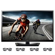LG 47-inch LED LCD TV - 47LM4600 1080p 120Hz Cinem