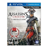 Ubisoft Assassin's Creed 3: Liberation Now Availab