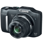 Canon PowerShot SX160 IS 16 Megapixel Camera