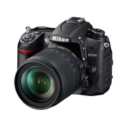 Nikon D7000 16.2MP Digital SLR Camera with AF-S DX