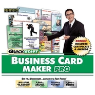Download - Selectsoft Quickstart: Business Card Ma
