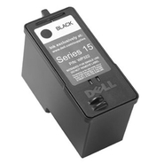 Standard Yield Black Cartridge (Series 15) for Del
