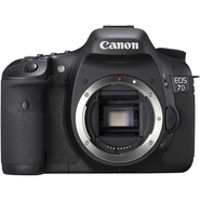 Canon EOS 7D 18MP Digital SLR Camera (Body Only/No