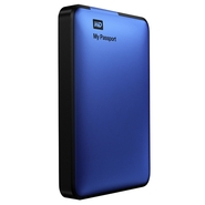 Western Digital 500 GB USB 3.0 My Passport Portabl