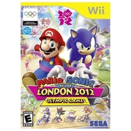 Mario and Sonic At The London 2012 Olympic Games -