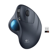 M570 Wireless Trackball, Computer Wireless Mouse