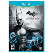 Warner Brothers Batman Arkham City Armored Edition