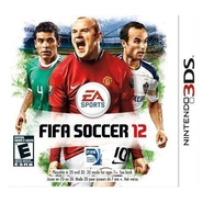 FIFA Soccer 12 - Complete package - Nintendo 3DS