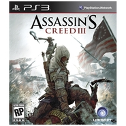 Assassin's Creed 3 - for PS3