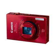 Canon PowerShot ELPH 520 HS Red 10.1 MP 12X Zoom U