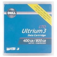 Tape Media for LTO3, 400/800GB50 Pack Customer Kit