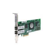 QLogic 2462, Dual Port 4Gb Fibre Channel HBA, Low