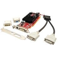 Radeon HD4650 PCIe 1GB DMS59 SFF-Short + Tall brac