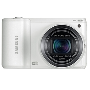 Samsung WB800F 16.3 MP Digital Camera - White
