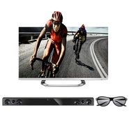 LG 55-Inch LED LCD TV - 55LM4700 1080p Cinema 3D T