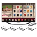"LG 47-inch LED TV ¢Â€Â"" 47LA6900 1080p 120Hz Dual"
