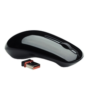 Dell Wireless Optical Mouse WM311 - Glossy Obsidia