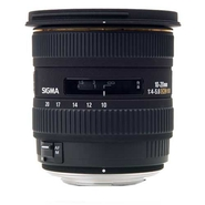 Sigma 10-20mm F4-5.6 EX DC HSM Lens for Nikon Digi