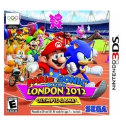 Mario & Sonic at the London 2012 Olympic Games - C