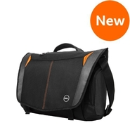 Dell Adventure Messenger - Fits Laptops with Scree