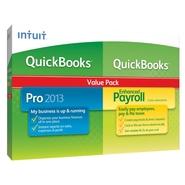 Intuit QuickBooks Pro With Enhanced Payroll 2013 B