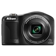 Nikon COOLPIX L610 Black 16.0 MP 14x Wide Optical