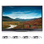 Samsung 60-inch Plasma LED TV - PN60F8500 1080p 60