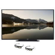 Sharp 60-inch LED Smart TV - LC-60LE757U 3D HDTV w