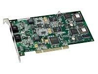 Trufax 2-Channel 200-R PCI Loop Start Half Size Un