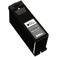 Single Use Standard Yield Black Cartridge for Dell