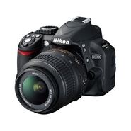 Nikon D3100 14.2 MP Digital SLR Camera with 18-55
