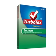 Intuit TurboTax Business TY2012