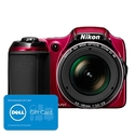 Nikon Coolpix L820 16.0 MP 30 X Optical Zoom 3D Co