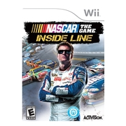 Activision Nascar Inside Line Now Available for Wi