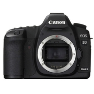 Canon EOS 5D Mark II 21.1 MP Digital SLR Camera (B