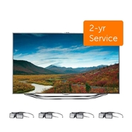 Samsung 46-inch LED TV - UN46ES8000 Series 8 1080p