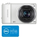 Samsung WB250F 14.2 MP Digital Camera - White with