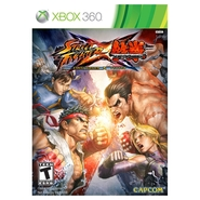 Capcom Street Fighter X Tekken - Xbox 360