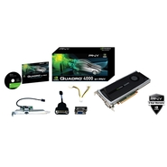 NVIDIA Quadro 4000 2 GB GDDR5 PCIe Graphics Card