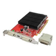 VisionTek Radeon HD 5450 - Graphics card - Radeon