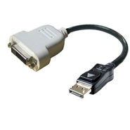 Display Port-to-DVI Adapter for Dell OptiPlex 780
