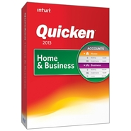 Intuit Download - Quicken Home and Business 2013