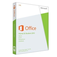 Microsoft Office Home and Student 2013 - License -