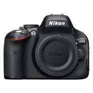 D5100 16.2 MP Digital SLR Camera (Body Only)