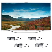 Samsung 65-inch LED LCD TV - UN65ES8000 Series 800