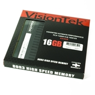 VisionTek 16 GB (4X4GB) DIMM 240-Pin Black Label S