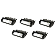 DELL Dell 5-Pack: 5 x 20,000 Page High Yield Toner